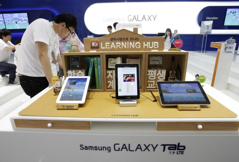 IDC: Samsung extends lead in smartphones