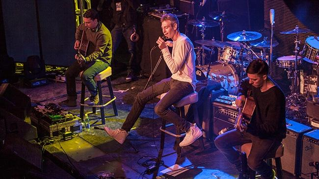 Sundance 2014: Watch Matisyahu Perform at Park City Live, Discuss 'Akeda' Album