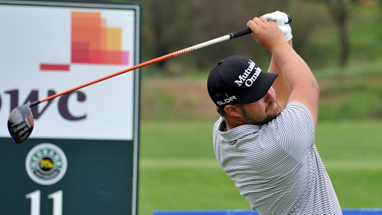 Donaldson shoots 67, keeps 3-shot lead in Sun City