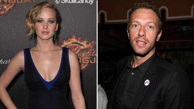 Has Chris Martin Moved On From Jennifer Lawrence?