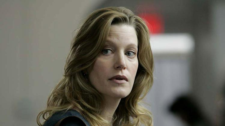 Anna Gunn as Skyler White in Breaking Bad.