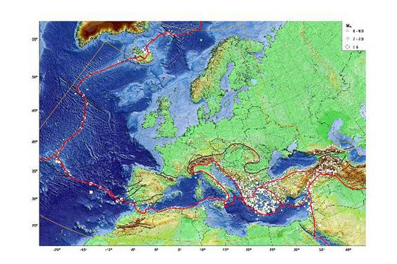 New European Earthquake Catalog Offers Clues to Future Risks