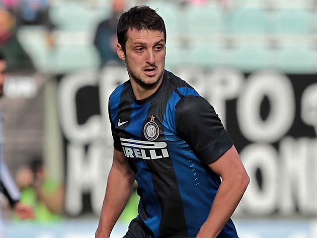 Kuzmanovic eyes Inter stay