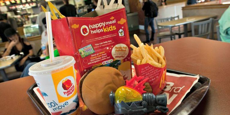Here's What Happens When You Buy a Happy Meal, and Then Don't Eat It for Six Years