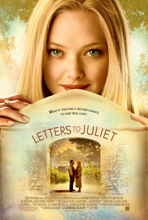 Letters to Juliet Poster Production Stills Summit 2010