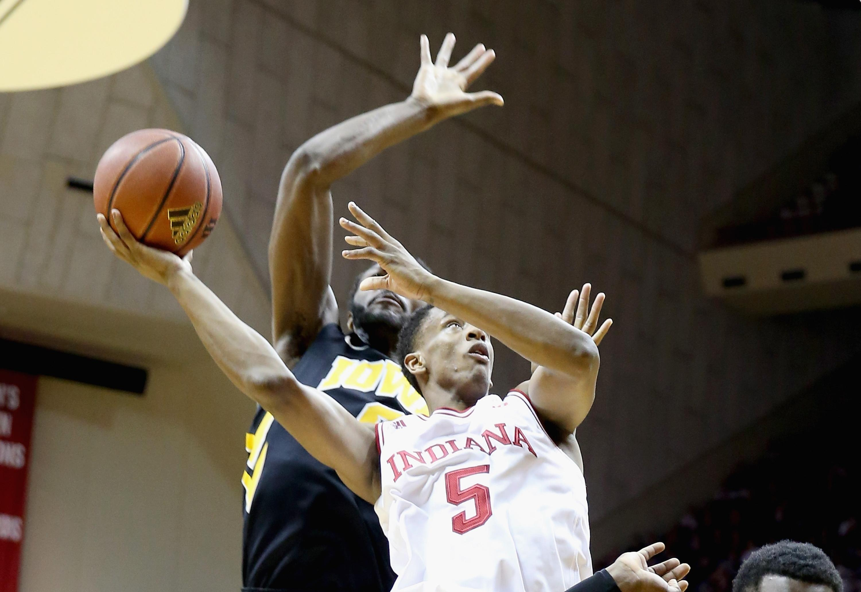Indiana's season is teetering after seventh loss in 11 games