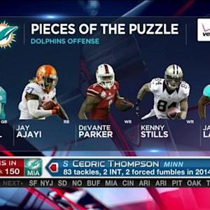 Daniel Jeremiah: Jay Ajayi gives Ryan Tannehill another weapon