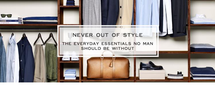 The top 10 essentials you need this spring