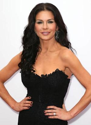 Catherine Zeta-Jones attends the premiere of Summit Entertainment's 'Red 2' at Westwood Village on July 11, 2013 in Los Angeles -- Getty Premium
