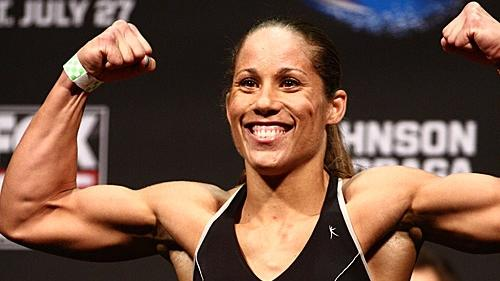 UFC on Fox 8 Results: Liz Carmouche Dominates, Making Her Case for Another Shot at Ronda Rousey