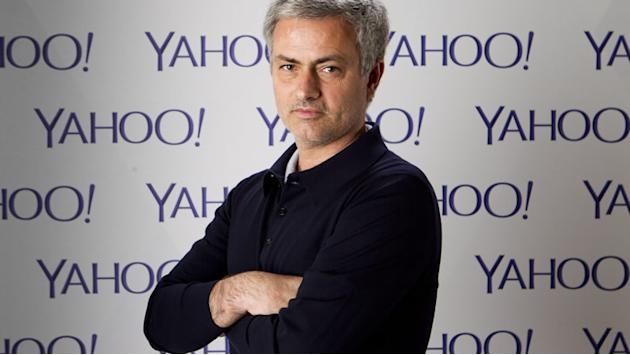 Yahoo football ambassador Jose Mourinho: Chelsea in 'dangerous' Champions League situation