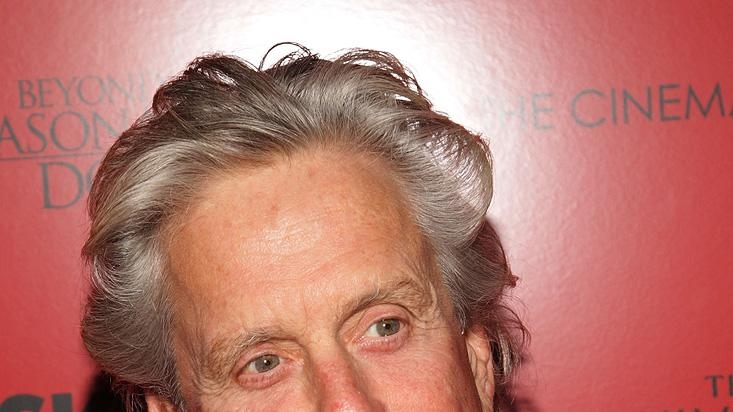 Beyond a Reasonable Doubt NY Premiere 2009 Michael Douglas