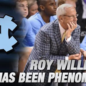 UNC's Roy Williams: ACC Has Been Phenomenal in Tourney | ACC Road To Indy