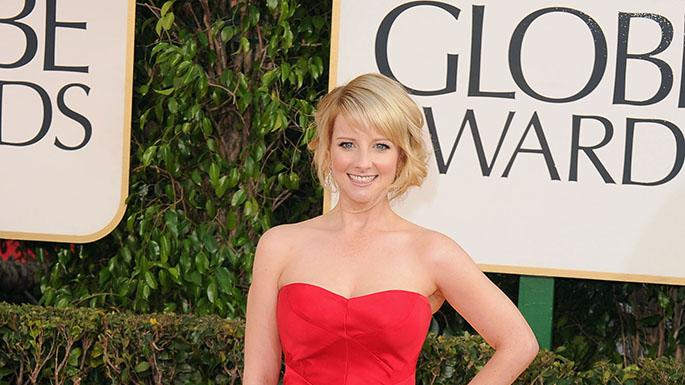 70th Annual Golden Globe Awards - Arrivals: Melissa Rauch