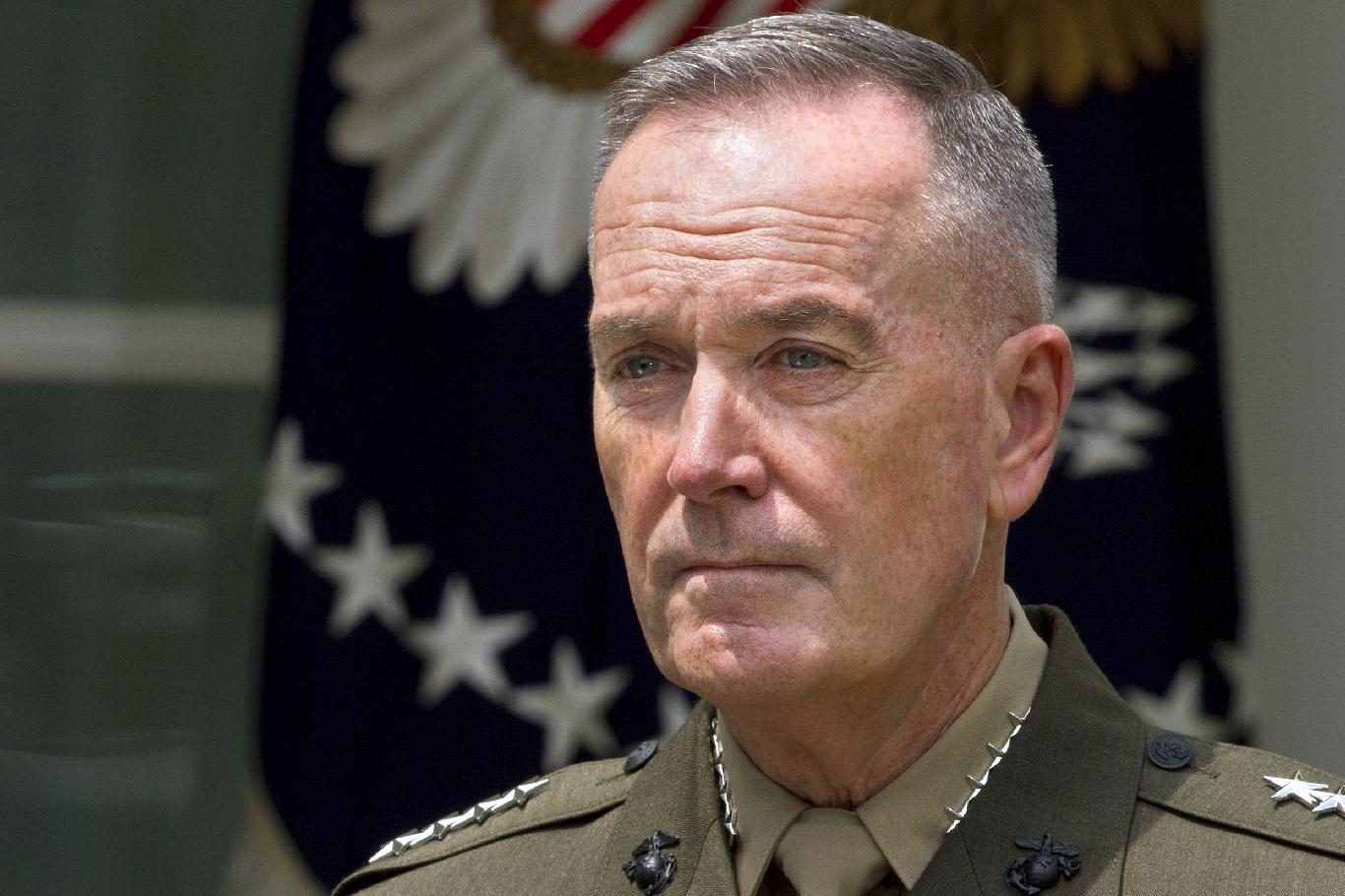 5 Things to Know About Gen. Joseph Dunford
