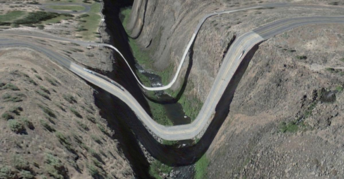 24 Most Insane Things Ever Seen On Google Earth