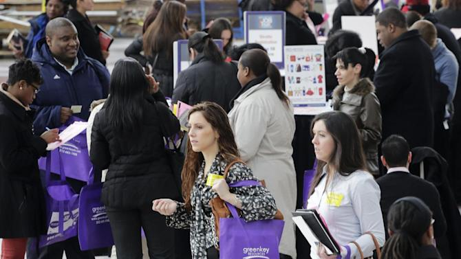 U.S. Economy Added 88,000 Jobs in March