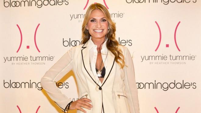 Heather Thomson, founder of Yummie Tummie, at a Bloomingdale's event last year.