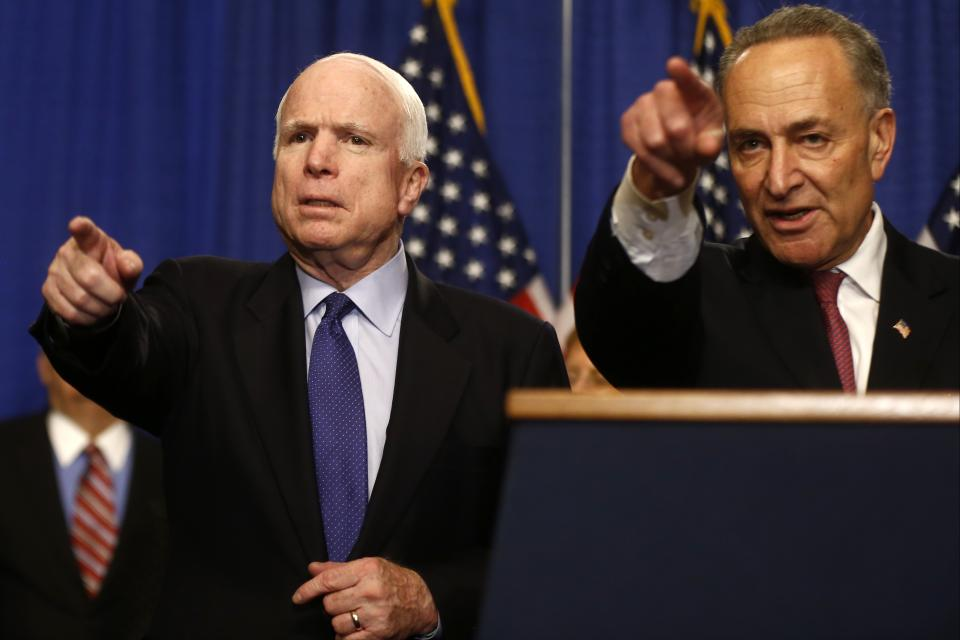 Boston bombings shadow immigration bill