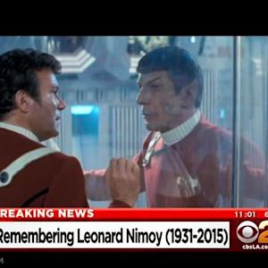 'Star Trek' Actor Leonard Nimoy Dead At 83