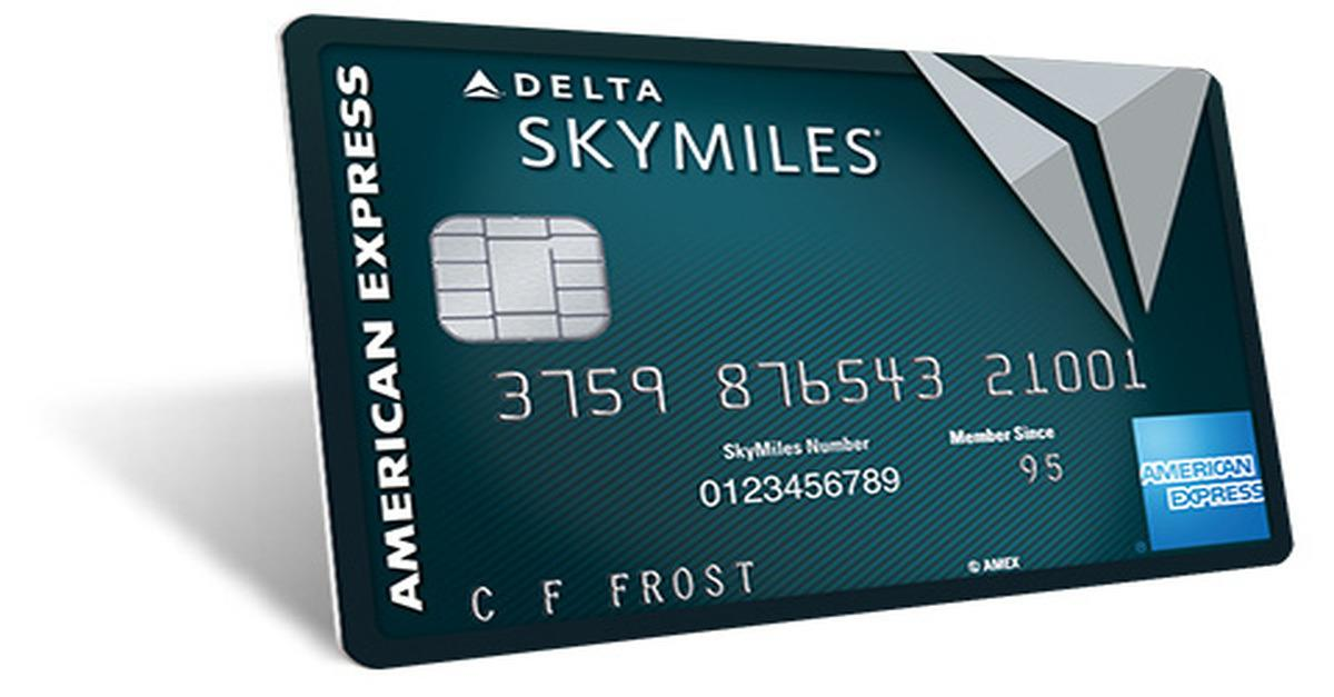 Delta Reserve Credit Card