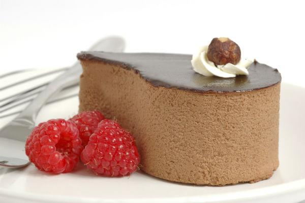 Chocolate Hazelnut Mousse