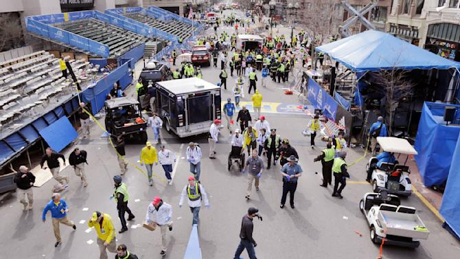 Boston blasts prompt UK review of London Marathon