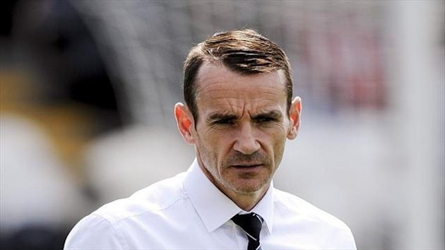 Danny Lennon saw his side lose for the third time in a week