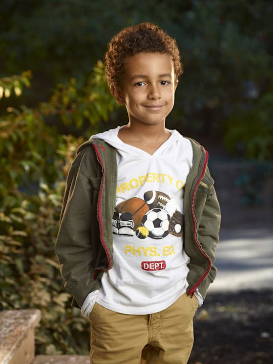 "Tyree Brown as Jabbar Trussell in ""Parenthood."""