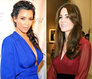 Kim Kardashian and Kate Middleton's Babies Are Both Due in July
