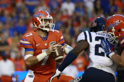 Florida's defense should still carry the Gators to the SEC East title, but losing Will Grier hurts