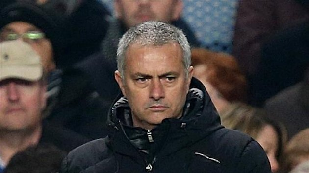 Jose Mourinho has defended his misfiring strikers