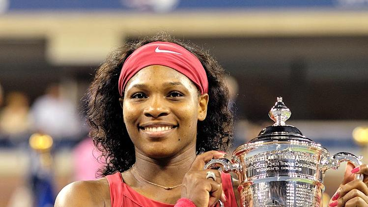 Williams Serena US Open Win
