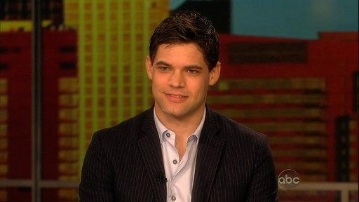 Jeremy Jordan Talks About Newsies!