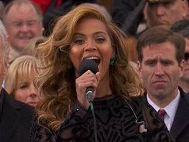 Did Beyonce Lip-sync the National Anthem?
