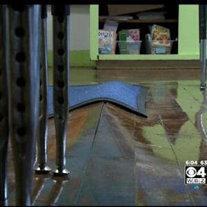 Walls Crumbling At Swampscott Elementary School