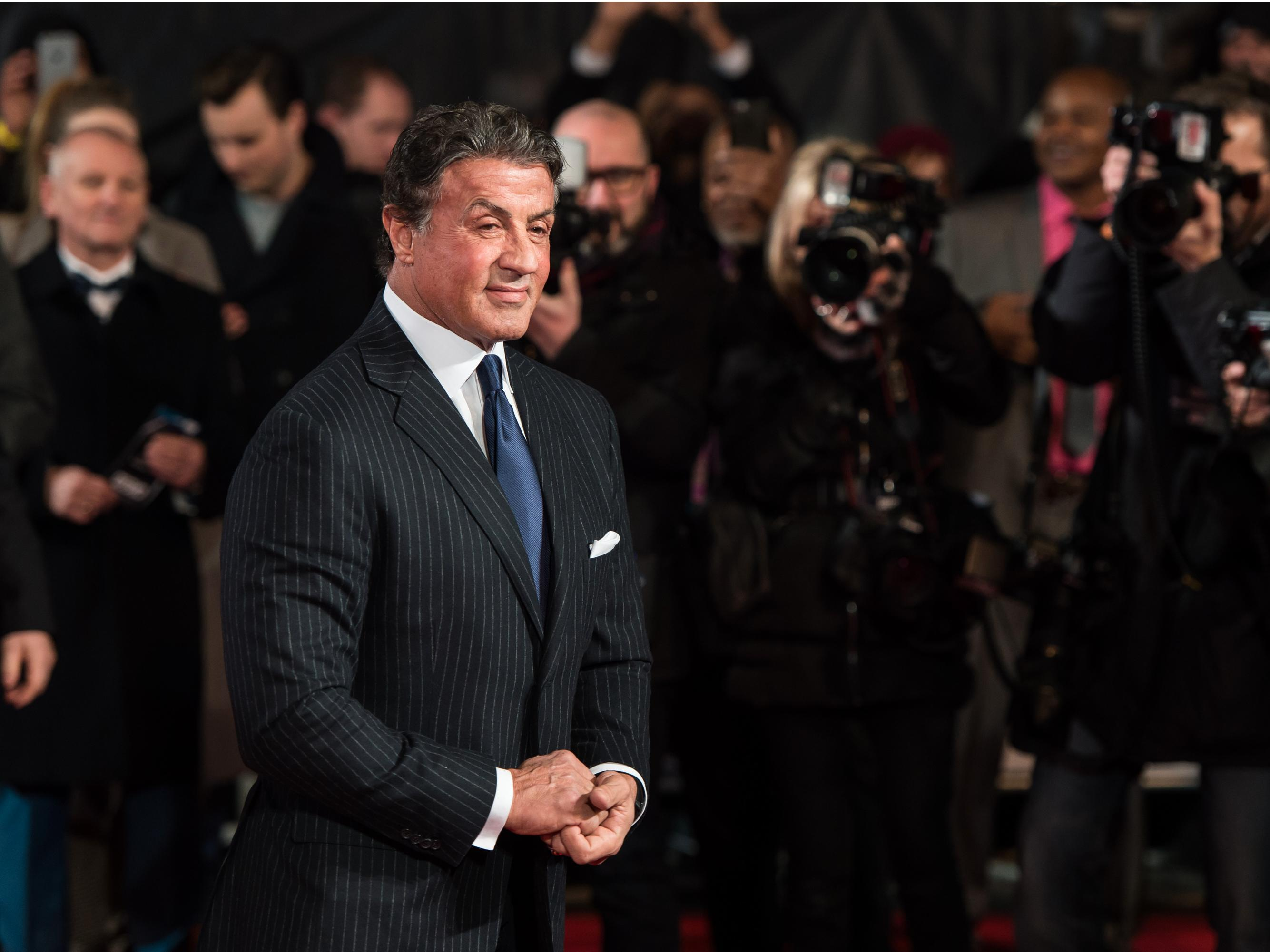 Sylvester Stallone offered to boycott this year's Oscars in solidarity with 'Creed' director