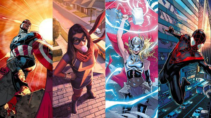 Marvel Comics subscription service is 20 percent off for Black Friday week