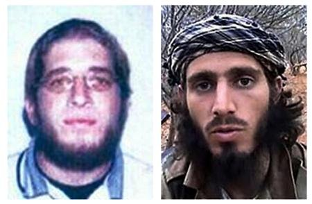 U.S. citizens Omar Shafik Hammami (R) and Jehad Serwan Mostafa are seen in undated FBI handout photos. REUTERS/FBI/Handout