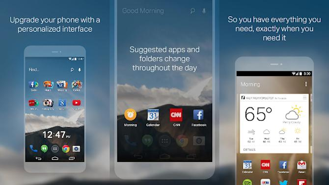 This Android launcher knows what apps you want on your homescreen before you do
