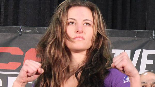 Miesha Tate Loves the Idea of Coaching Opposite Ronda Rousey on The Ultimate Fighter