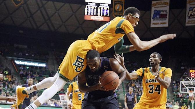 Baylor rallies to beat Kansas State 87-73 in 2 OTs