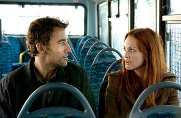 Clive Owen and Julianne Moore in Universal Pictures' Children of Men