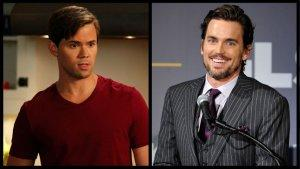 Matt Bomer to Play Andrew Rannells' Ex-Boyfriend on 'New Normal'