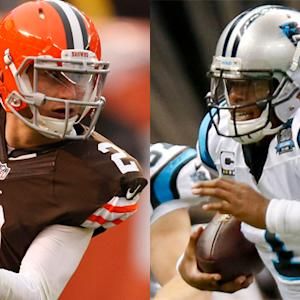 Browns at Panthers Preview