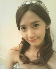 Yoon Ah reveals a new photo of herself