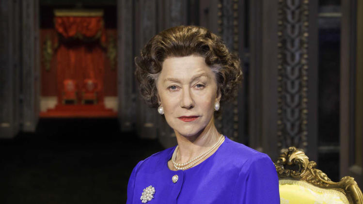 Helen Mirren in 'The Audience' sets NT Live record