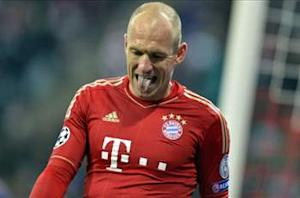 Robben rubbishes 'insane' talk of Bayern exit