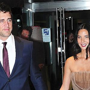 Aaron Rodgers gets girlfriend actress Olivia Munn a 'very special ring'