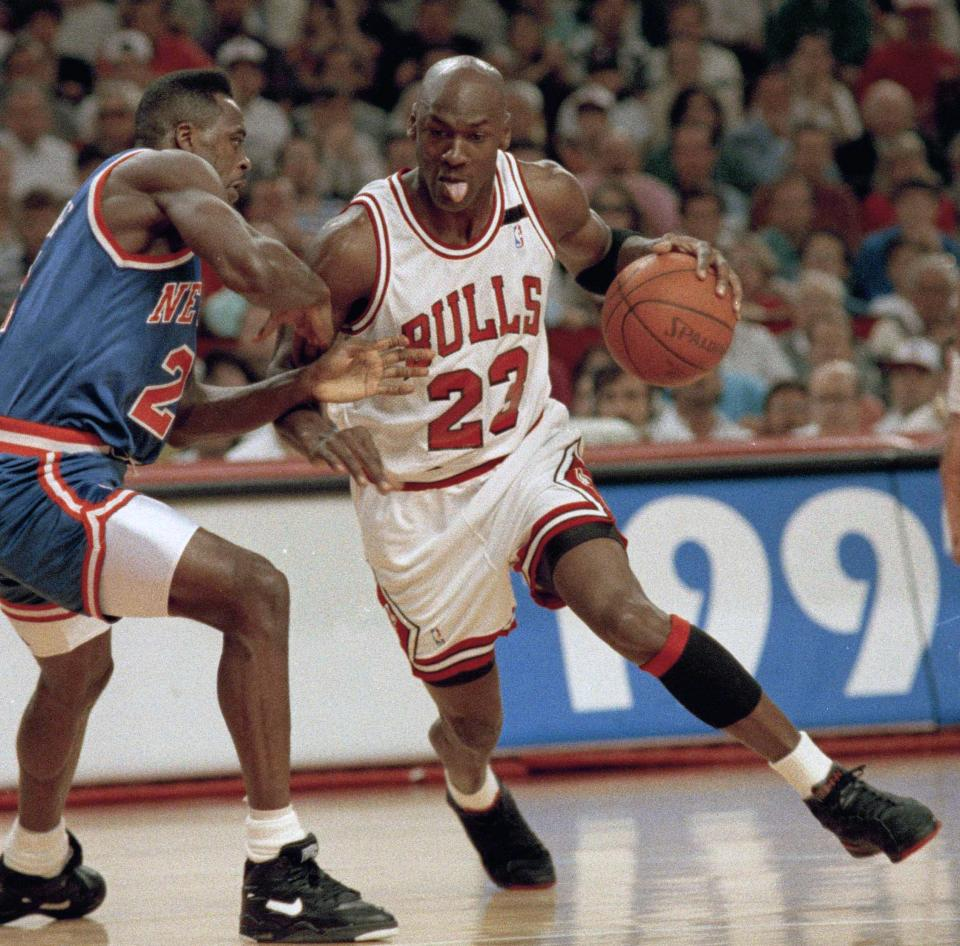 Jordan: In his prime, he could beat LeBron, others